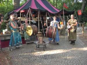 historisches Bürgerfest in Augsburg
