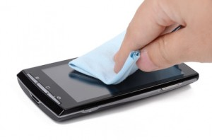 Erfahren Sie mehr über die Reinigung von Smartphone und Tablet!